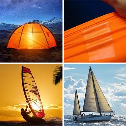 Víceúčelová opravná páska PE / PP / Polyester / Nylon