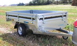 Přívěs MARTZ Hochlader 250 254x153cm 750kg