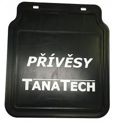 Zástěrka blatníku 200x225 logo TANATECH
