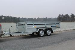 Přívěs MARTZ Hochlader 300/15 750kg STEEL