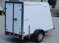 Přívěs Tomplan Midi Cargo TFS 250S 250x125x150 750kg