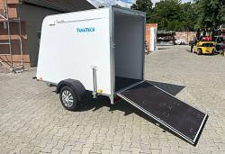 Přívěs Tomplan Midi Cargo TFS 3 250x125x150 rampa