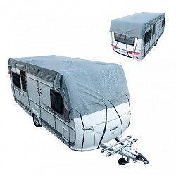 Horní kryt karavanu/obytného auta 6,5m 300cm