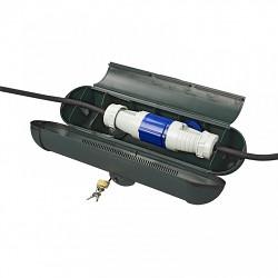 Bezpečnostní schránka spojení CEE kabelu vč. zámku