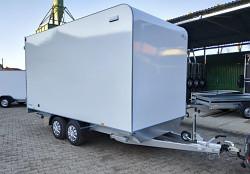 Skříňový přívěs Tomplan TFSP 420T.00 2700kg