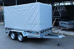 Plachta s konstrukcí Martz Premium 263 XL H1400