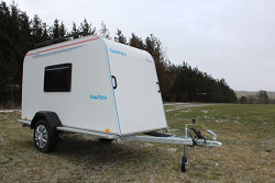 Mini Cargo TF 4 S PLUS +2x boční okno