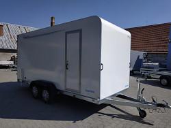 Přívěs Tomplan TFS 470T.00 2700kg 1x dveře