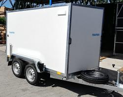 Přívěs skříňový Martz BOX 25012/2 750kg