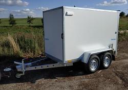 Přívěs skříňový Martz BOX 25012/2 2000kg