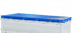 Krycí plachta pro přívěs Fracht 250x125