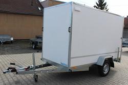 Přívěs skříňový Martz BOX 300 1300kg