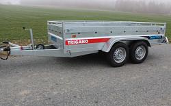 Přívěs Lider 2C300 300X150X50 2500kg