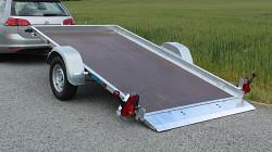 Přívěs Lider P304 304x161x10 1000kg sklopný