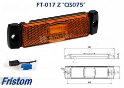 Boční poziční svítilna LED FT-017 Z LED *QS075