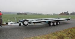 Přívěs martz GT 580 Kippar 3500kg sklopný