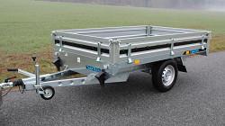 Přívěs Hochlader 250+ 250x150cm 1300kg