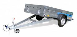 Přívěs Faro Tractus 236x125x45 750kg sklopný