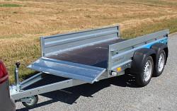 Přívěs Faro Solidus 263x125x35 750kg