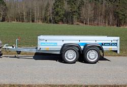 Přívěs Faro Solidus 263x150x35 750kg