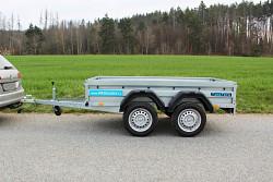 Přívěs Zaslaw 235T 750kg 235x132x35