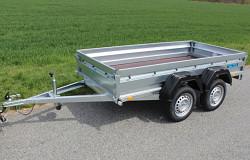 Přívěs Zaslaw 265T 750kg 265x132x35 750kg