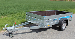 Přívěs Faro Tractus 263x125x35 750kg wood