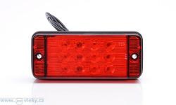 Mlhovka zadní W83D LED