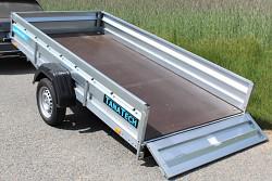 Přívěs Zaslaw 300SUD 300x150x35 750kg sklopný