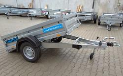 Přívs Zaslaw 205SUH 205x122x35 1300kg sklopný