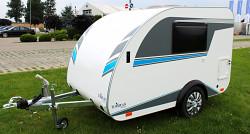 Přívěs Tomplan Minikaravan TMC 25.00 750kg Basic