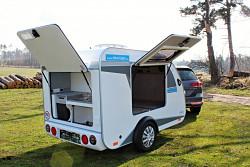 Přívěs Tomplan Minikaravan TMC 25.01 750kg Full