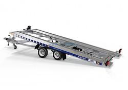 Přívěs Lorries PLI30-5021 3000kg sklopný autopřepravník