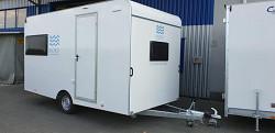 Přívěs Tomplan TSM 420 420x200x210cm 1300kg obytný