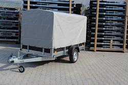 Přívěs martz  HOLZ 236U 1250x2360mm 750kg vč. plachty H1100