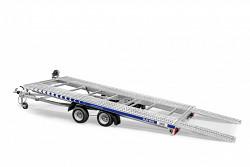 Přívěs Lorries PL27-4521 2700kg sklopný sklopný autopřepravník