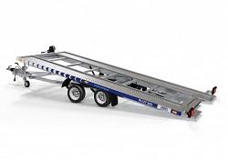 Přívěs Lorries PLI27-5021 2700kg sklopný autopřepravník