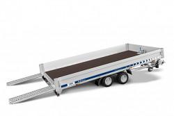 Přívěs Lorries PLB27-5021 2700kg sklopný autopřepravník