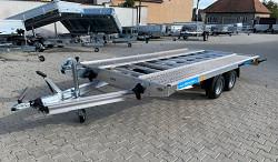 Přívěs GT 400 Plato ALU 2700kg celohliníkový autopřepravník