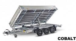 Přívěs Hapert Cobalt HM-3 405x200 3500kg PARA Sklápěč