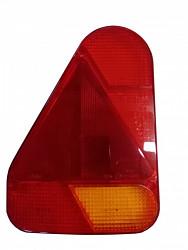Kryt svítilny Ajba 220x160x55 Levý