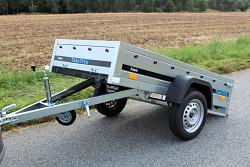 Přívěs MARTZ Basic 200 Plus 750kg sklopný