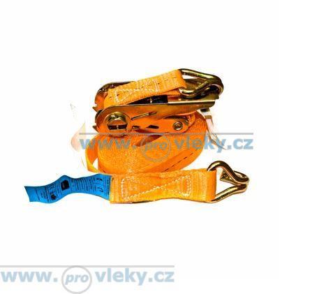 Upevňovací pás 1,5t/5m vč. ráčny - Náhradní díly - Upínací technika + upevňovací pásy