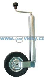 Opěrné kolečko CKM-02 pr. 60mm 300kg - Náhradní díly - Opěrná kolečka + opěrné nohy