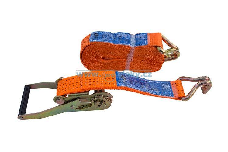 Upevňovací pás 4t/8m vč. ráčny - Náhradní díly - Upínací technika + upevňovací pásy
