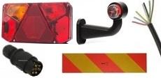 Beleuchtung und Elektrik für Anhänger, Agro, Truck