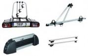 Autoträger, Ski-, Fahrradträger