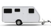 Karavany a campingové přívěsy